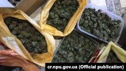 Crimea - marijuana