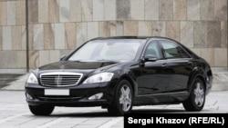 Sergey Khazov. Samara.Ex-governer Titov's car