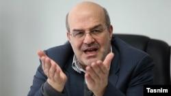 عیسی کلانتری، معاون رئیس جمهور ایران و رئیس سازمان حفاظت از محیط زیست