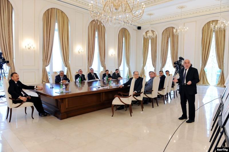 Руководство - Государственная Нефтяная Компания Азербайджанской Республики