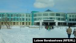Гимназия № 3. Южно-Сахалинск