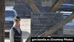 """Съемки фильма """"Весури"""", Карелия"""