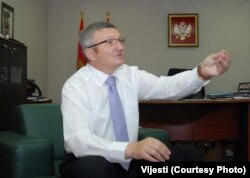 Zoran Begović, foto: Vijesti