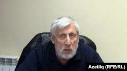 Tatarstan's Jewish National and Cultural Autonomy chairman Michael Skoblionok