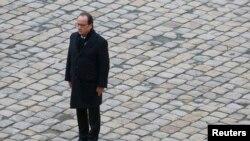 Франциянын президенти Франсуа Олланд