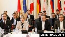 نخستین جلسه کمیسیون مشترک برجام که در شهر وین برگزار شد