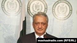 د پاکستان بهرنو چارو دفتر وياند قاضي خليل الله