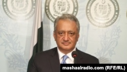 Pakistan -- Qazi Khalil Ullah Pakistan new foreign office spokesperson, 07May2015