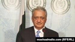 د پاکستان خارجه دفتر نوی وياند خليل الله قاضي