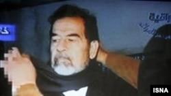 صدام حسین به حرم جنایت علیه بشریت در سحرگاه شنبه به دار آویخته شد
