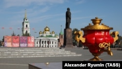 Тулу в Росії називають «містом зброярів». Будівництво казенного збройного заводу в цьому місті розпочалося після рішення царя Петра І в 1712 році