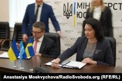 Міністерство юстиції та ООН-жінки підписують меморандум про співпрацю