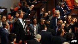 Turski parlament ilustracija