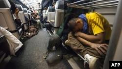 Voz za Suboticu pun migranata, ilustrativna fotografija