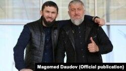 Даудов Мохьмад а, Делимханов Адам а