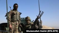 Avganistanske snage bezbednosti, ilustrativna fotografija