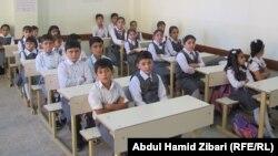 В классе. Архивно-иллюстративное фото