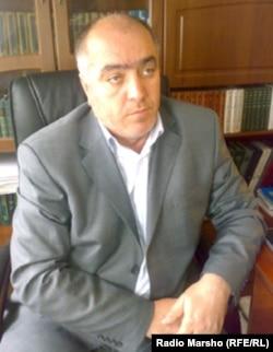 Writer Katsaev Said-Khasan