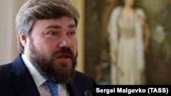 "Владелец ""Царьграда"" Константин Малофеев"