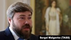 Владелец телеканала «Царьград» Константин Малофеев