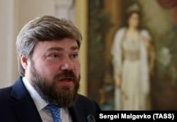 Російський бізнесмен та політик Костянтин Малофєєв