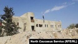 O suburbie a Damascului (poză simbol)