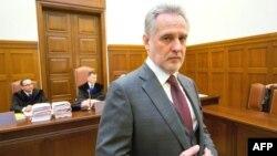 Дмитро Фірташ у суді у Відні, Австрія, лютий 2017 року