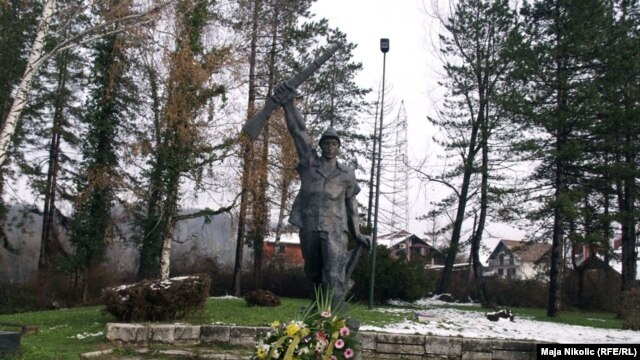 Spomenik rudarima