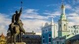 Пам'ятник гетьману Війська Запорозького Петру Конашевичу-Сагайдачному в Києві