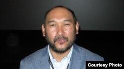 Ерлан Нурмухамбетов, казахстанский режиссер. Пусан, Южная Корея, 4 октября 2015 года.