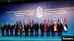ЧЕС відсвяткувала своє 25-річчя самітом у Стамбулі у травні 2017 року (на фото чільні представники 12 країн-членів)