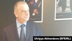 Посол Грузии в Баку Теймураз Шарашенидзе