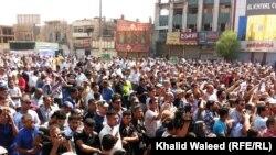تظاهرات 9 ايلول في بغداد