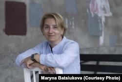 Ірына Саламаціна. Фота Марыны Бацюковай.