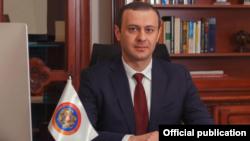 Секретарь Совета безопасности АрменииАрмен Григорян