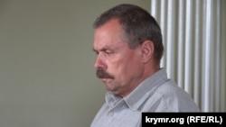 Василь Ганиш на одному з попередніх засідань суду