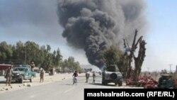 Експлозија во Џалалабад