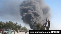 Militants Attack Kabul, Other Afghan Cities