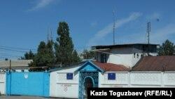 Женская тюрьма в поселке Жаугашты Алматинской области (учреждение ЛА-155/4). 20 июня 2019 года.
