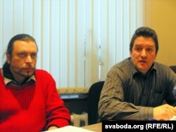 Сергей Кривенко (справа)