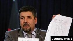 رحمتالله نبیل رئیس پیشین امنیت ملی افغانستان