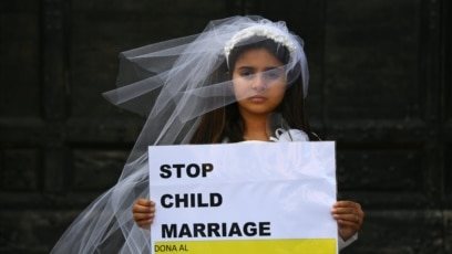 Despite Outrage, No End In Sight For Child Marriage In Iran