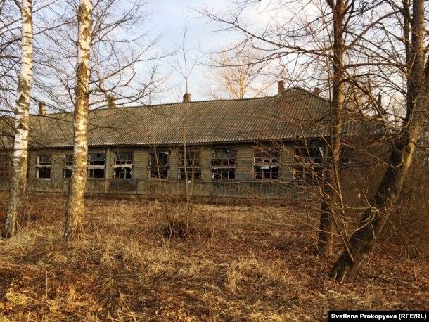 Закрытая школа в Куньинском районе