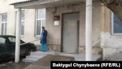 Бишкектеги балдардын клиникалык ооруканасы