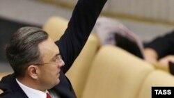 Владимир Бессонов в Госдуме