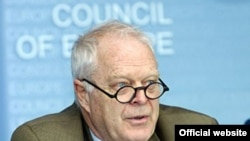 Комісар Ради Європи з прав людини Томас Гаммарберґ (архівне фото)