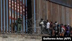 Granični prelaz između SAD i Meksika