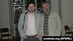 Ян Максімюк і Ўладзімер Арлоў, Уроцлаў 2007