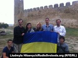 Учасники Форуму української молоді діаспори