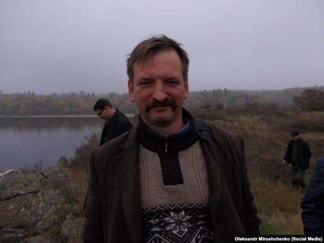Олександр Мірущенко